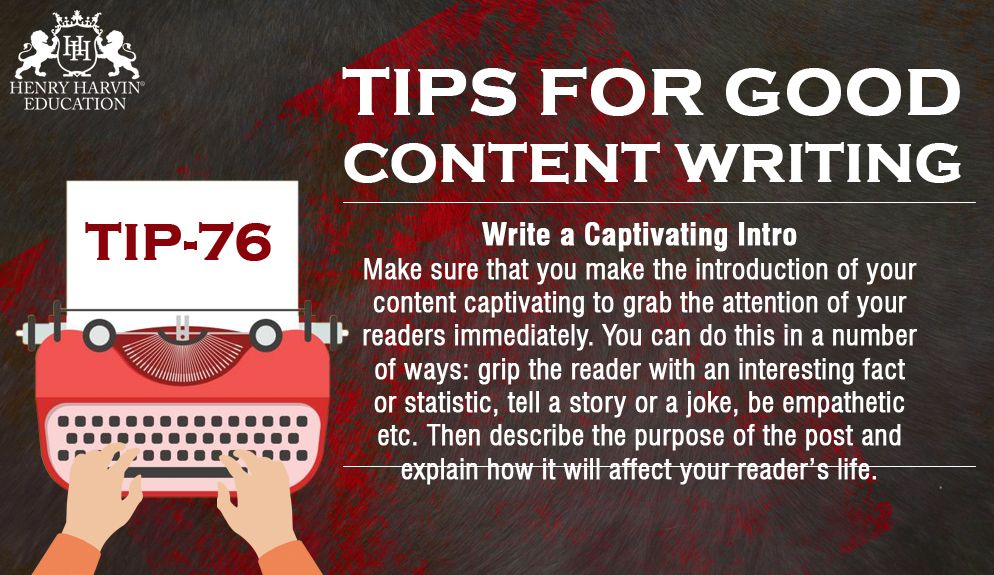 ways to make your content gripping to readers
