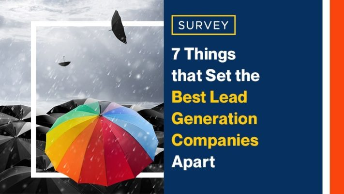best lead generation companies