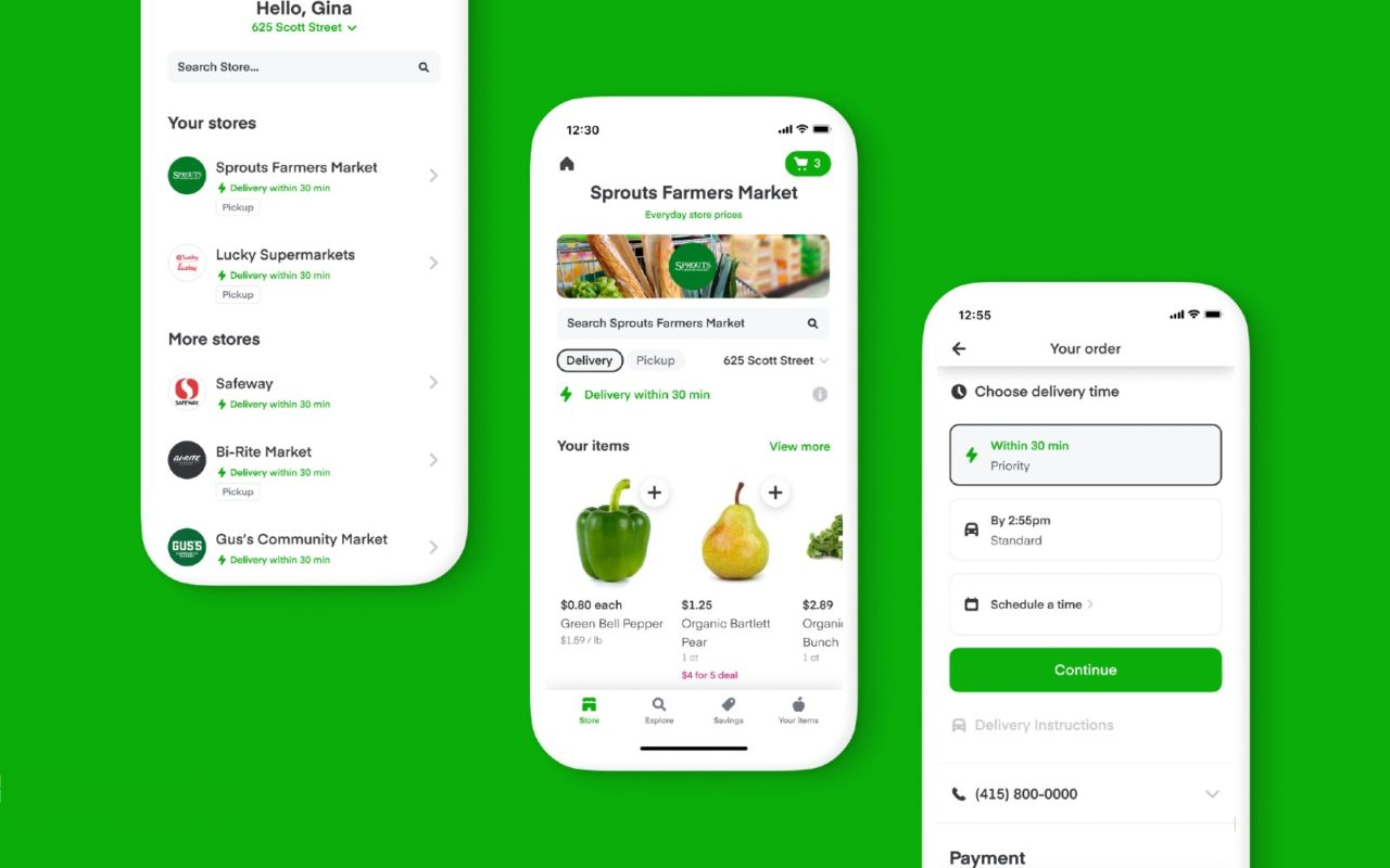 Instacart offers 30-minute deliveries in some US cities