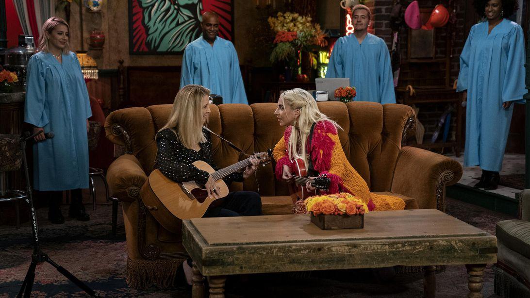 Friends: The Reunion memorable moments, from Lady Gaga to Matt LeBlanc