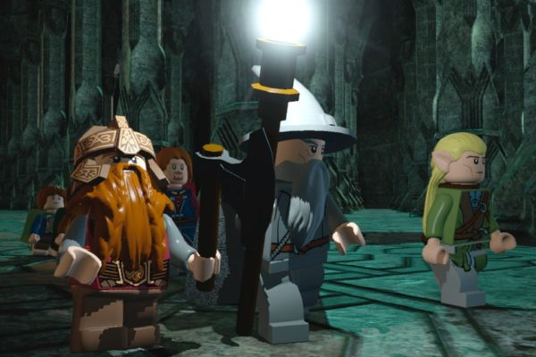 The Lego Games and the Glory of Not Being Challenged