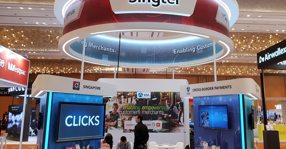 Digital marketing Singtel reviewing digital businesses after $907 million hit