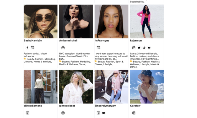 Digital marketing Leading Trend Agency, Trendstop.com launches new Influencer Marketing Platform for Fashion and Lifestyle Brands