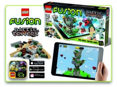 Lego 'Fuses' with Augmented Reality – This Generation of Kids Have it Better Than We Did
